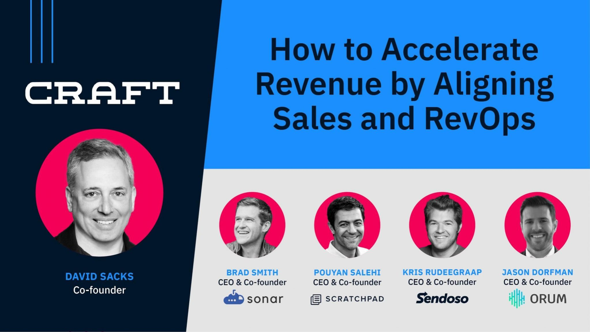 Webinar Recap: How to Accelerate Revenue by Aligning Sales and RevOps