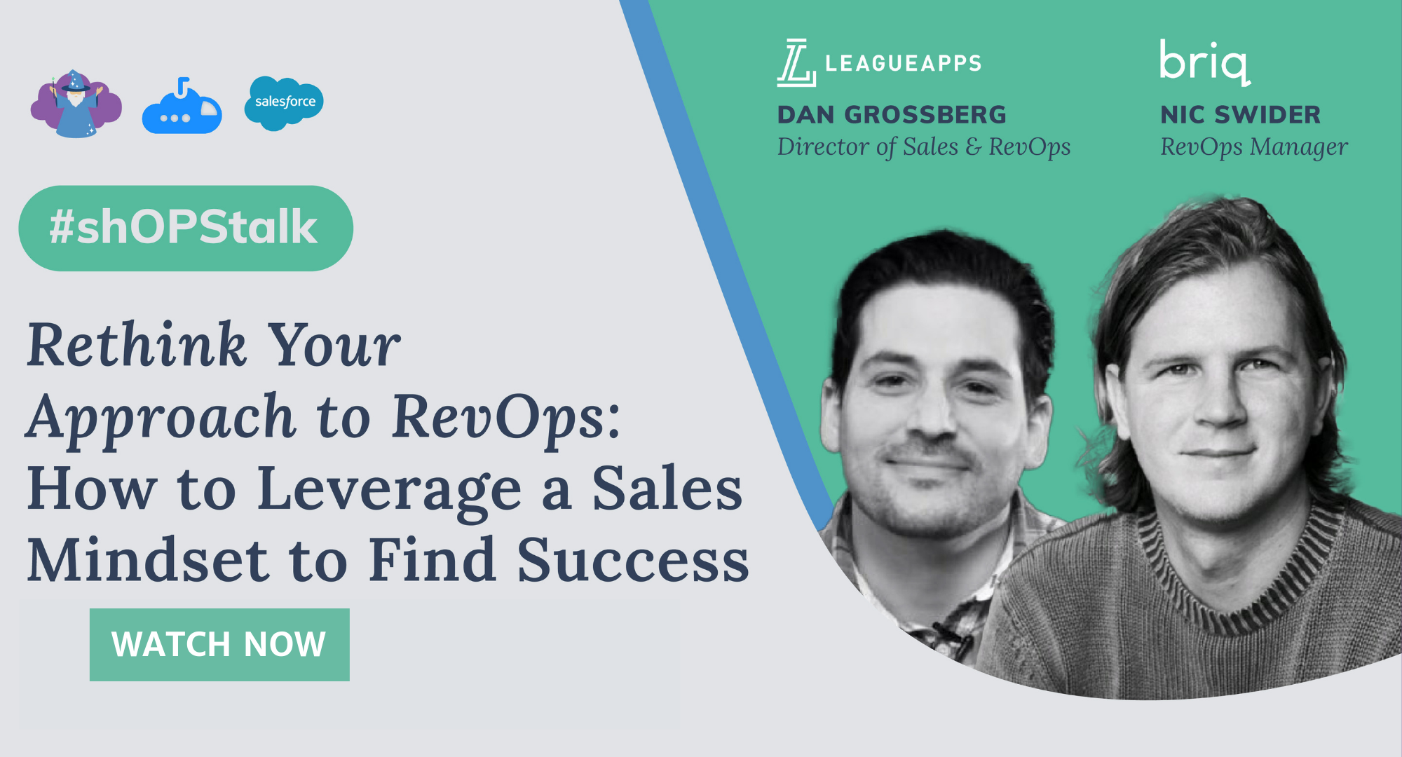 shOPS Talk Recap: How to Leverage a Sales Mindset to Find Success